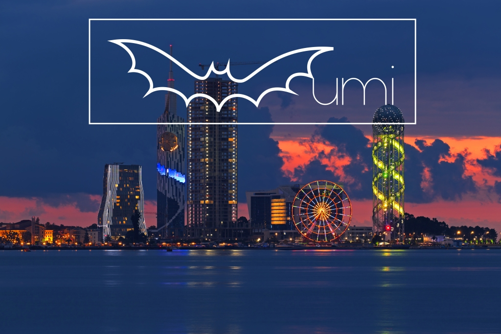 Gotham city, is it you?